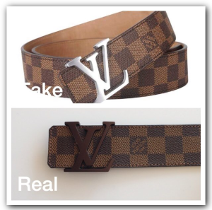 Louis Vuitton Riem Dames Nep